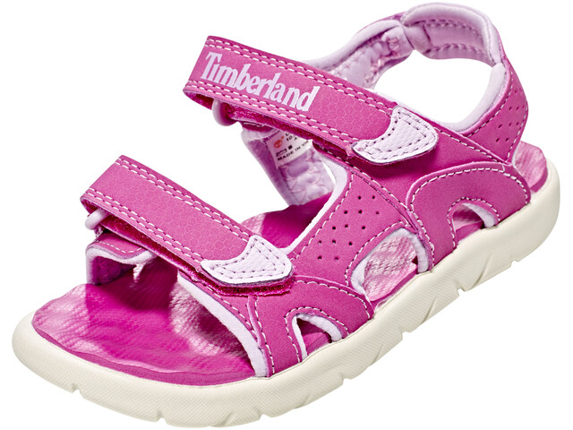 Timberland Perkins Row 2-Strap - Sandales Enfant - rose